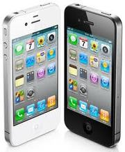 Apple iPhone 4 (Latest Model) - 32GB - White (Unlocked) Smartphone