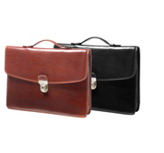 Single Compartment Document Briefcase