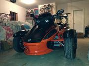 2012 Can Am Spyder Rss only 1200 miles