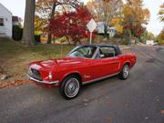 FORD MUSTANG 1968 - Ford Mustang