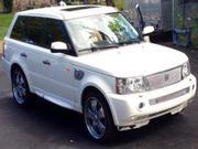 2008 Land Rover 2008 - Land Rover Range Rover Sport