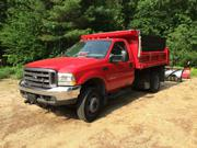 2004 FORD f-550 chassis