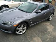 Mazda Rx-8 Mazda RX-8 black and red leather