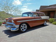1956 Chevrolet Bel Air150210 Nomad Station Wagon