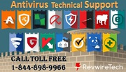Online Antivirus Support is Just a Phone Call Away at (844) 898 9966