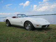 1973 Chevrolet Corvette Matching Number 454