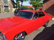 1966 Chevrolet Nova 2900 miles