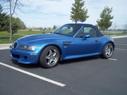 2001 BMW M Roadster & Coupe M Roadster S54