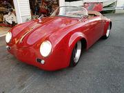 1957 Porsche 356 1000 miles