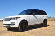 2016 Land Rover Range Rover HSE Turbocharged Diesel Td6