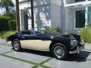 1966 Austin Healey 3000 MK3
